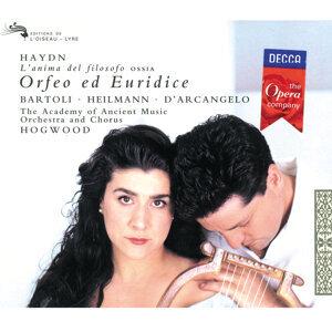 Haydn: Orfeo ed Euridice - 2 CDs