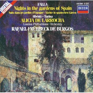 De Falla / Albéniz / Turina: Nights in the Gardens of Spain / Rapsodia Española etc.