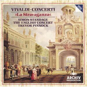 """Vivaldi: Concerti """"La Stravaganza"""" Op.4"""