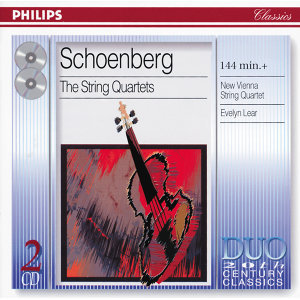 Schoenberg: The Complete String Quartets - 2 CDs