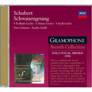Schubert: Schwanengesang; 6 Heinrich Heine Lieder etc.