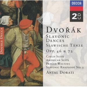 Dvorak: Slavonic Dances; Czech Suite etc. - 2 CDs