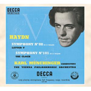 Haydn: Symphonies Nos.88 & 101