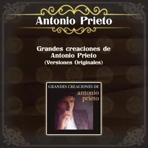 Grandes Creaciones de Antonio Prieto (Versiones Originales)