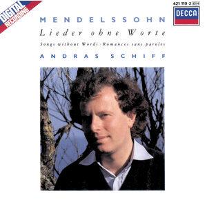 メンデルスゾ-ン 無言歌集 (Mendelssohn: Lieder ohne Worte)