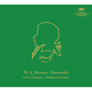 Mozart: Serenades - 2 CD's