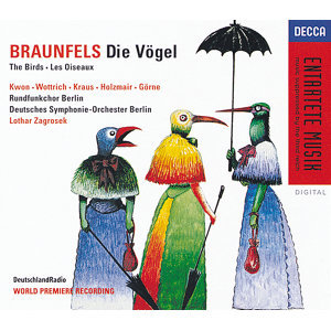 Braunfels: Die Vögel - 2 CDs