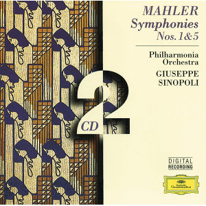 Mahler:Symphonies Nos.1 & 5 - 2 CDS