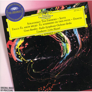 Stravinsky: The Firebird Suite / Falla: El Amor Brujo; El Sombrero De Tres Picos