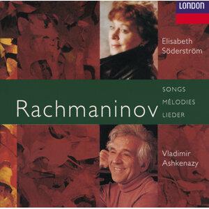 Rachmaninov: The Songs - 3 CDs