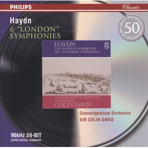 "Haydn: 6 ""London"" Symphonies - 2 CDs"