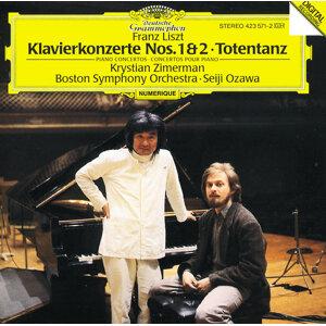 リスト:ピアノ協奏曲第1番&第2番 (Liszt: Piano Concertos Nos.1 & 2; Totentanz)