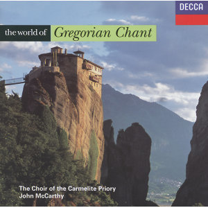 The World of Gregorian Chant