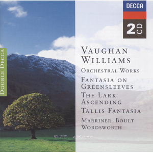 Vaughan Williams: Orchestral Works - 2 CDs