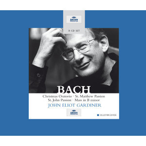 Bach, J.S.: Christmas Oratorio; St. Matthew Passion; St. John Passion; Mass in B minor - 9 CD's