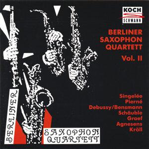 Berliner Saxophone Quartett, Vol. 2