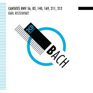 Bach J.S. : Cantates célèbres - Karl Ristenpart