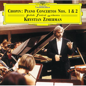 Chopin: Piano Concertos Nos.1 & 2 - 2 CD's