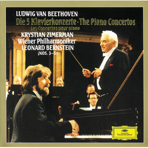 Beethoven: Concertos for Piano and Orchestra - 3 CDs