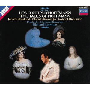 Offenbach: Les Contes d'Hoffman - 2 CDs