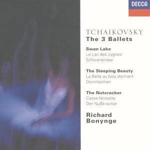Tchaikovsky: The Three Ballets - 6 CDs