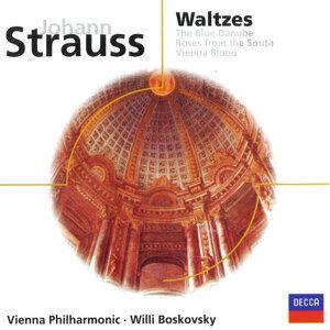 Strauss II, J.: Waltzes
