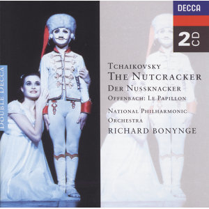 Tchaikovsky: The Nutcracker/Offenbach: Le Papillon - 2 CDs