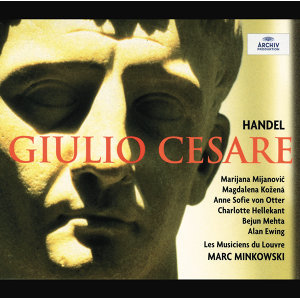 Handel: Giulio Cesare - 3 CD set