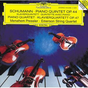 Schumann: Piano Quintet, Op.22; Piano Quartet, Op. 47