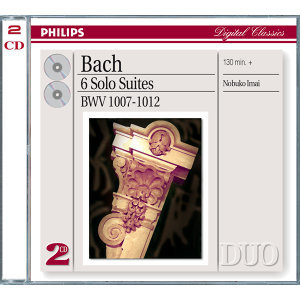 Bach, J.S.: Six Suites for Unaccompanied Cello (Transcribed For Viola) - 2 CDs