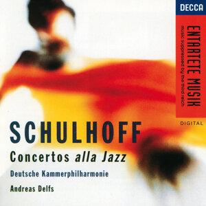 Schulhoff: Concertos alla Jazz