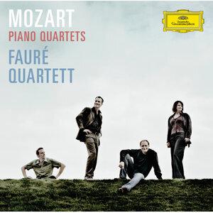 Mozart: Piano Quartets K 478 & 493