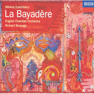 Minkus-Lanchbery: La Bayadère - 2 CDs