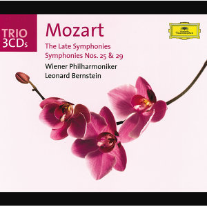 Mozart: The Late Symphonies; Symphonies Nos.25 & 29 - 3 CDs