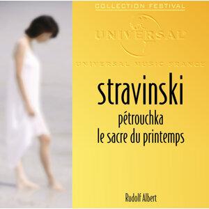 Stravinski: Pétrouchka-Le sacre du printemps