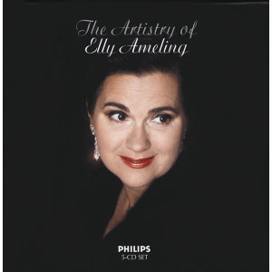 The Artistry of Elly Ameling - 5 CDs