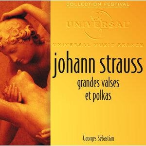 Strauss: Grandes valses et polkas