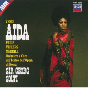 Verdi: Aida - 3 CDs