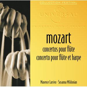 Mozart-Concertos Pour Flute-Concerto Pour Flûte Et Harpe