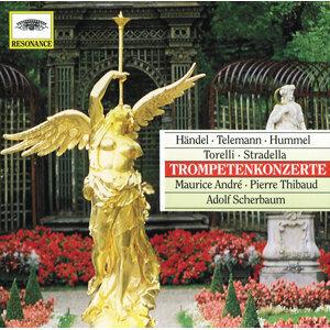 Handel / Telemann / Hummel / Torelli / Stradella: Trumpet Concertos
