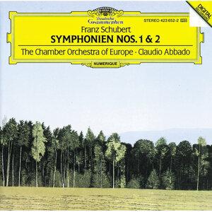 Schubert: Symphonies Nos.1 & 2 - CD 1