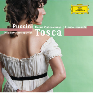 Puccini: Tosca - 2 CD's