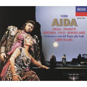 Verdi: Aïda - 3 CDs