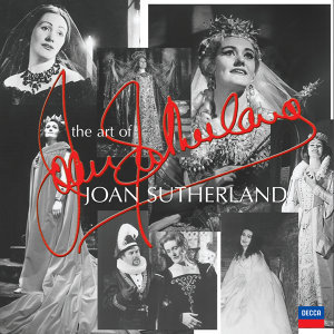 The Art of Joan Sutherland