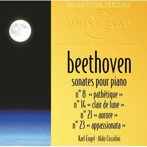 Sonates Pour Piano 8,14,23,21