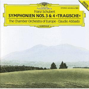 """Schubert: Symphonies Nos.3 & 4 """"Tragic"""" - CD 2"""