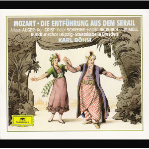 Mozart, W.A.: The Abduction from the Seraglio - 2 CD's