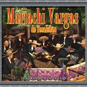 Tesoros De Coleccion - Mariachi Vargas De Tecalitlan