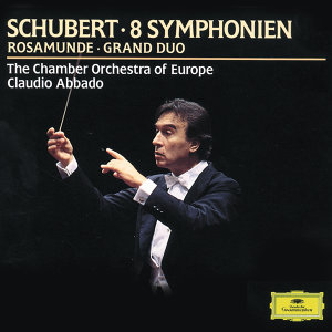 "Schubert: Symphony No.8 ""Unfinished""; Grand Duo - CD 4"