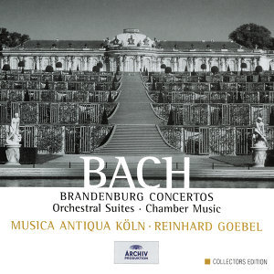 Bach: Brandenburg Concertos; Orchestral Suites; Chamber Music - 8 CDs